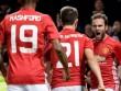 MU - Mourinho thắng derby: Vui hôm nay đã