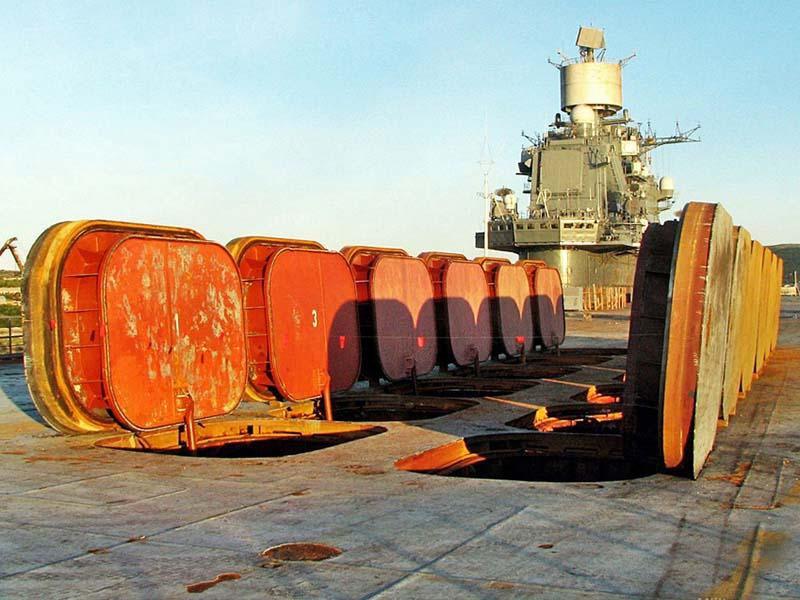 Hỏa lực tàu sân bay Nga đủ diệt cả nhóm tàu chiến Mỹ - 3