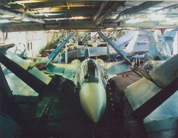 Hỏa lực tàu sân bay Nga đủ diệt cả nhóm tàu chiến Mỹ - 6