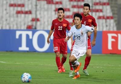 Chi tiết U19 Việt Nam - U19 Nhật Bản: Nỗ lực không ngừng (KT) - 5
