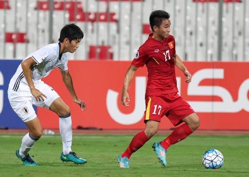 Khoảnh khắc U19 VN – U19 Nhật Bản: Chiến đấu hết mình - 1
