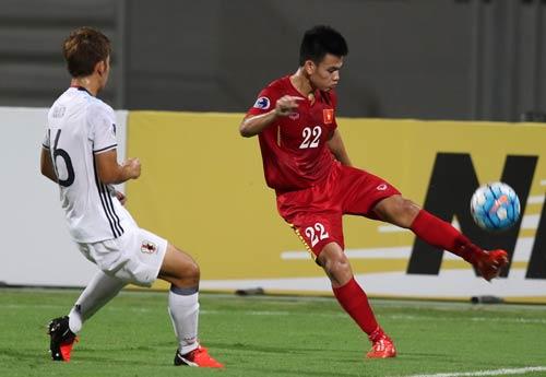 Khoảnh khắc U19 VN – U19 Nhật Bản: Chiến đấu hết mình - 9
