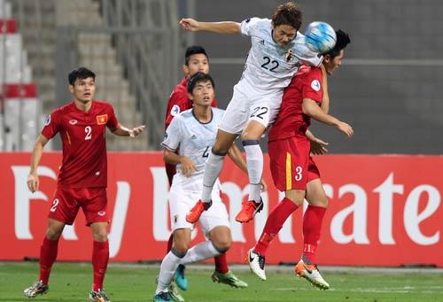 Khoảnh khắc U19 VN – U19 Nhật Bản: Chiến đấu hết mình - 4