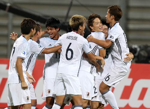 Khoảnh khắc U19 VN – U19 Nhật Bản: Chiến đấu hết mình - 6