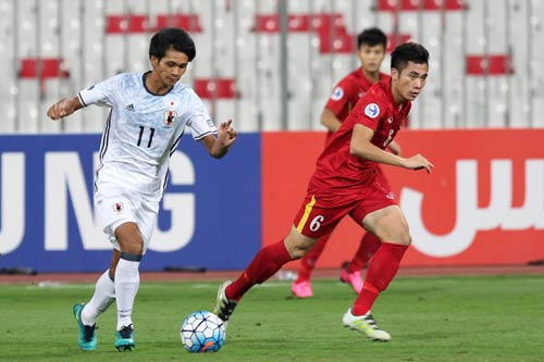 Khoảnh khắc U19 VN – U19 Nhật Bản: Chiến đấu hết mình - 7