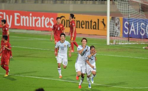 Khoảnh khắc U19 VN – U19 Nhật Bản: Chiến đấu hết mình - 2