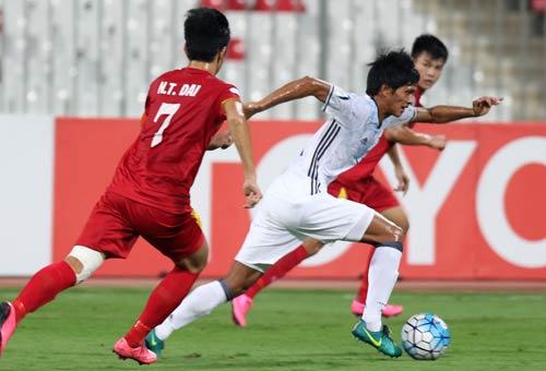 Khoảnh khắc U19 VN – U19 Nhật Bản: Chiến đấu hết mình - 8