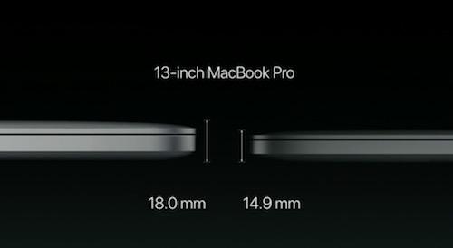 Apple trình làng tuyệt phẩm Macbook Pro mới với Touch Bar - 7
