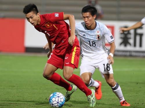 Góc chiến thuật U19 Việt Nam – U19 Nhật Bản: Lực bất tòng tâm - 1