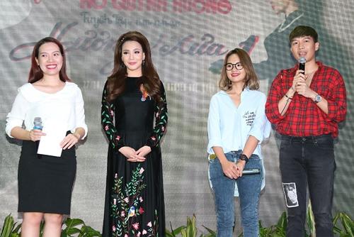 Hồ Quỳnh Hương không muốn vào vai người thứ 3 - 2