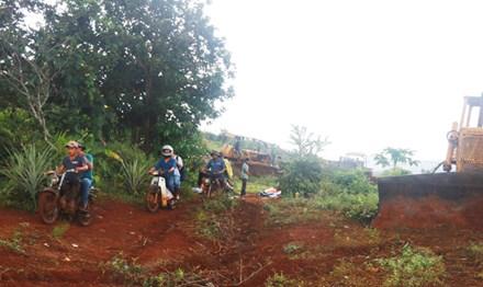 Vụ nổ súng ở Đắk Nông: Rà soát lại việc sử dụng đất - 1