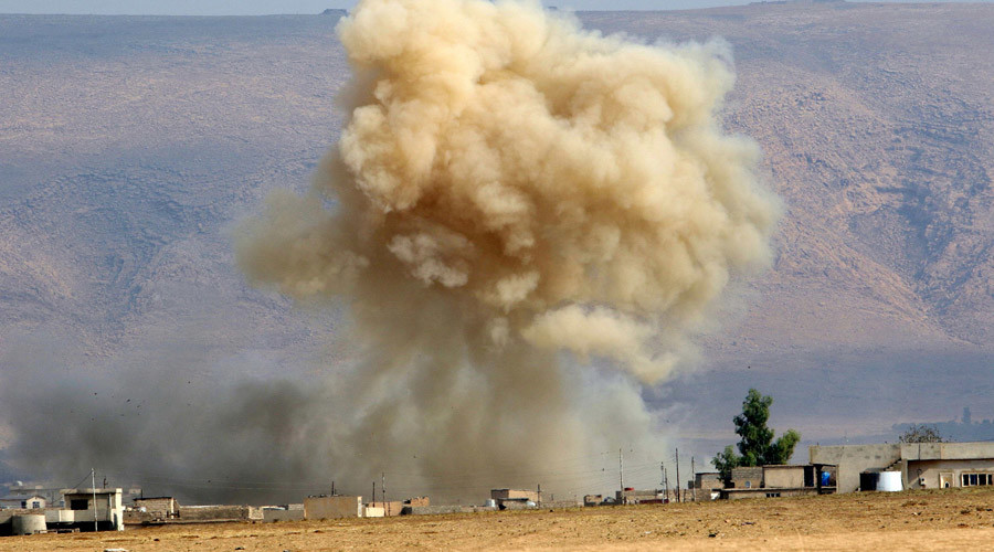 Mỹ: 900 phiến quân IS bị tiêu diệt ở Mosul - 1