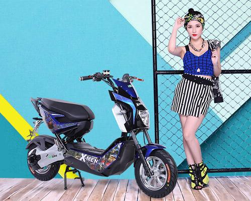X-men Plus 2016 - mẫu xe điện dành cho giới trẻ yêu thích sự hoàn hảo - 1