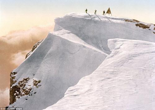 Cảnh đẹp và cuộc sống trên dãy Alps cách đây 100 năm - 3