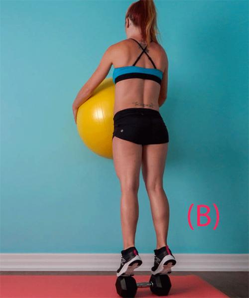 4 dạng bài tập giúp đôi chân dài thẳng, săn chắc - 6