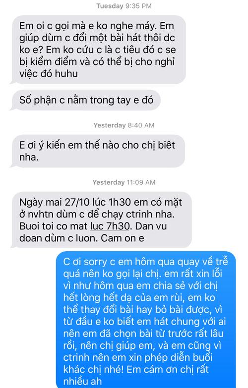 Trang Pháp tung bằng chứng tố BTC bao che Sơn Tùng - 2