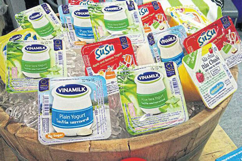 Sữa chua Vinamilk được đánh giá cao tại thị trường Thái Lan - 3