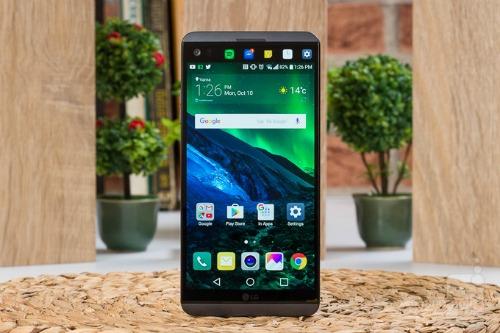"""Đánh giá LG V20: Camera """"trâu"""", cấu hình mạnh mẽ - 1"""
