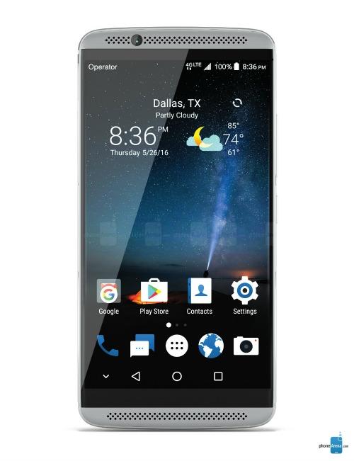 Top 5 smartphone cỡ lớn thay thế cho Samsung Galaxy Note 7 - 5