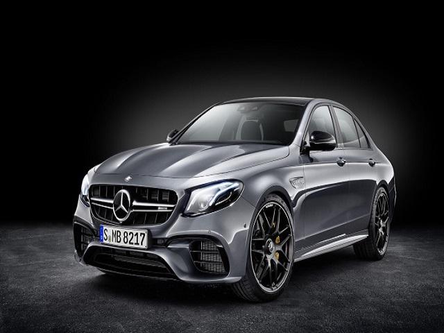 Mercedes-AMG E63 và E63S 2018 sắp ra mắt - 1