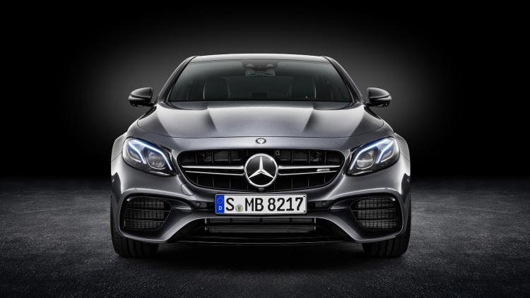 Mercedes-AMG E63 và E63S 2018 sắp ra mắt - 3