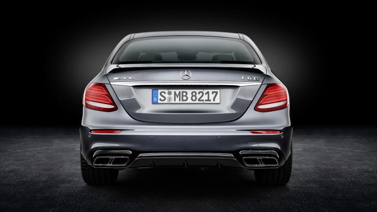 Mercedes-AMG E63 và E63S 2018 sắp ra mắt - 4