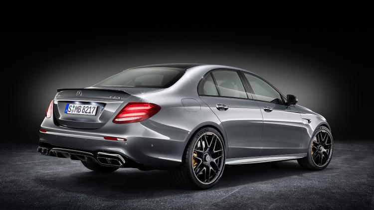 Mercedes-AMG E63 và E63S 2018 sắp ra mắt - 2