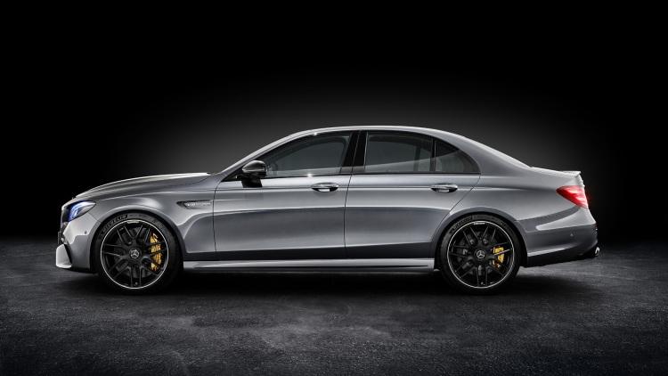 Mercedes-AMG E63 và E63S 2018 sắp ra mắt - 5