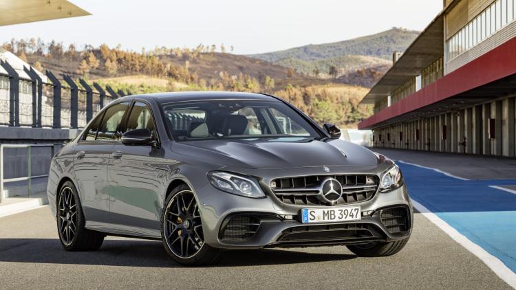 Mercedes-AMG E63 và E63S 2018 sắp ra mắt - 7