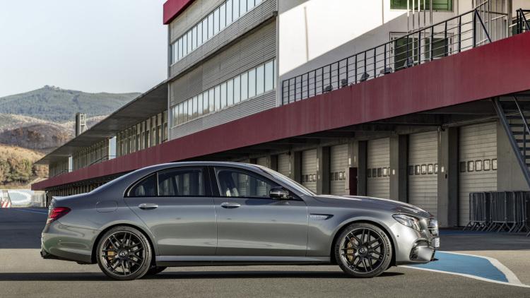 Mercedes-AMG E63 và E63S 2018 sắp ra mắt - 8
