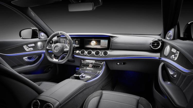 Mercedes-AMG E63 và E63S 2018 sắp ra mắt - 6