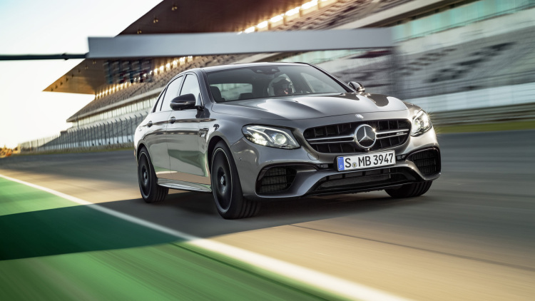 Mercedes-AMG E63 và E63S 2018 sắp ra mắt - 9
