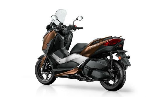 So găng Yamaha X-Max 300 và Honda Forza 300 - 6