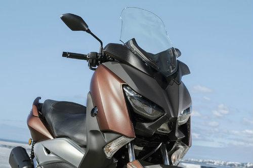 So găng Yamaha X-Max 300 và Honda Forza 300 - 2