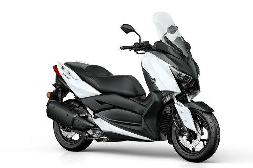 So găng Yamaha X-Max 300 và Honda Forza 300 - 4
