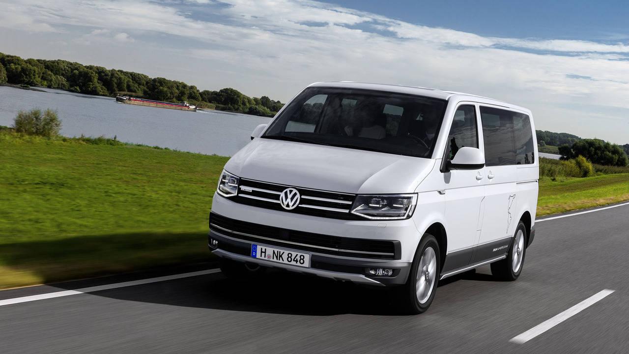 VW Multivan PanAmericana - Xe van mang trải nghiệm off-road - 2