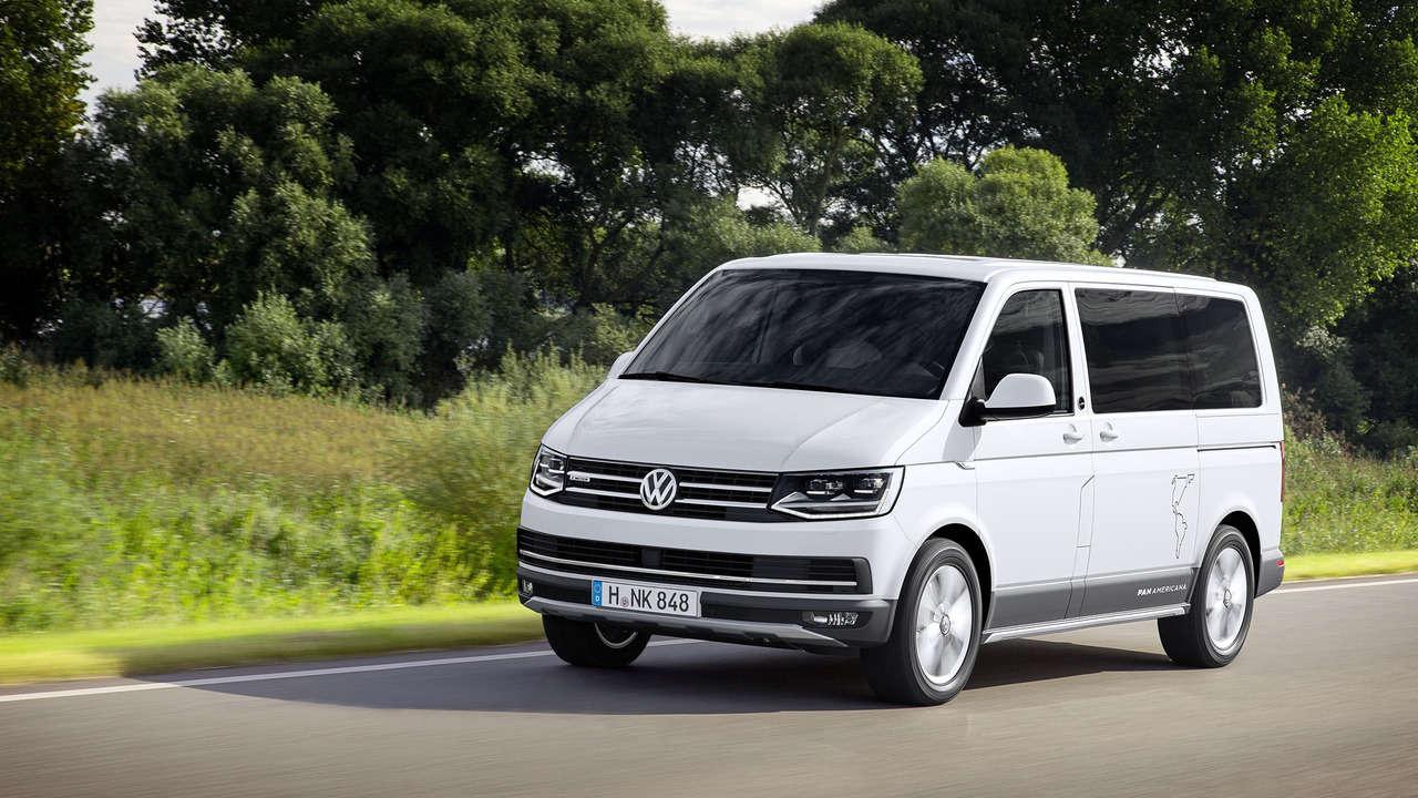 VW Multivan PanAmericana - Xe van mang trải nghiệm off-road - 3