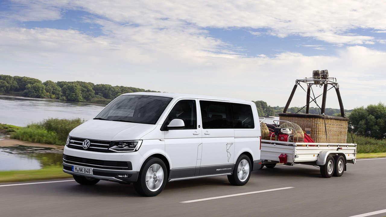 VW Multivan PanAmericana - Xe van mang trải nghiệm off-road - 4
