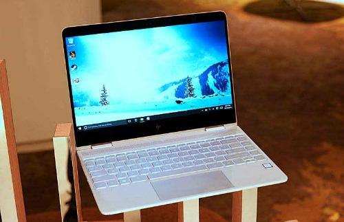 """HP Spectre X360: Laptop 2 trong 1 thiết kế đẹp, hiệu suất """"trâu"""" - 5"""