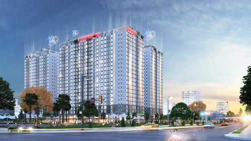 Đất Xanh Miền Nam công bố dự án Prosper Plaza chỉ 868 triệu đồng/căn - 1