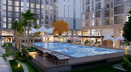 Đất Xanh Miền Nam công bố dự án Prosper Plaza chỉ 868 triệu đồng/căn - 2