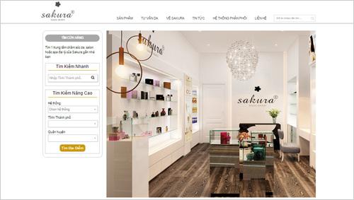 Sakura Beauty Nhật Bản ra mắt website chính thức tại Việt Nam - 4