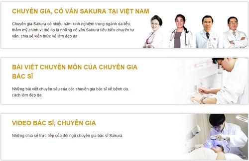 Sakura Beauty Nhật Bản ra mắt website chính thức tại Việt Nam - 6