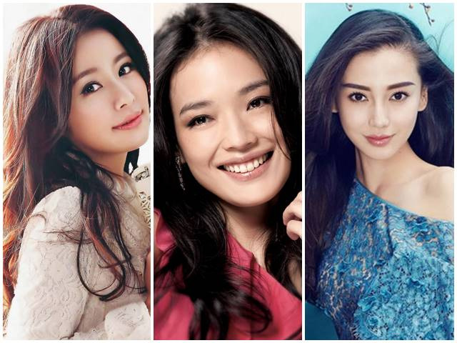 3 bà bầu đang hot nhất làng giải trí Hoa ngữ