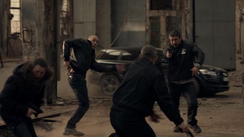 """""""Xót ruột"""" với loạt siêu xe bị phá không thương tiếc trong """"Vô gian đạo"""" - 1"""