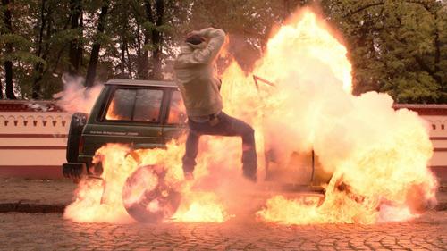 """""""Xót ruột"""" với loạt siêu xe bị phá không thương tiếc trong """"Vô gian đạo"""" - 3"""