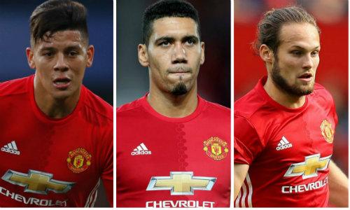 """Mourinho """"trảm"""" 3 hậu vệ, mua sao Đức 35 triệu bảng - 1"""