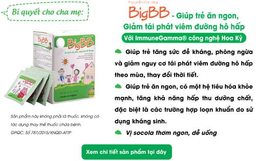 Học mẹ Việt cách hay trị con biếng ăn, suy dinh dưỡng, hay ốm vặt - 4
