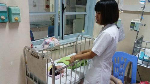 Hà Nội: Sản phụ vào viện sinh con rồi lẳng lặng bỏ đi - 1