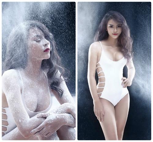 Single mom thay đổi ngoại hình gây sốc trở thành người mẫu - 3
